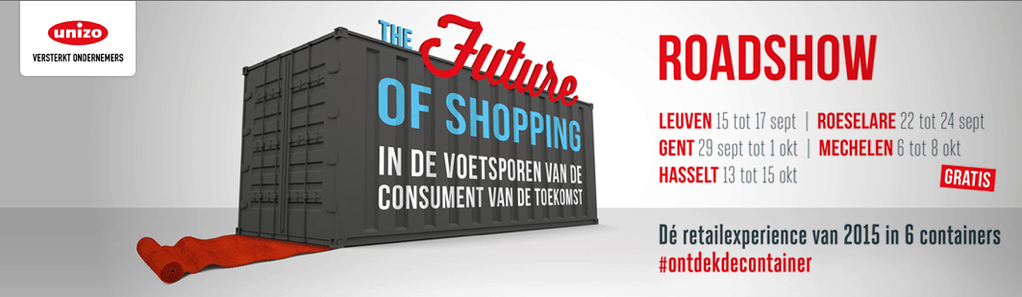 The Future of Shopping Unizo - Tilroy