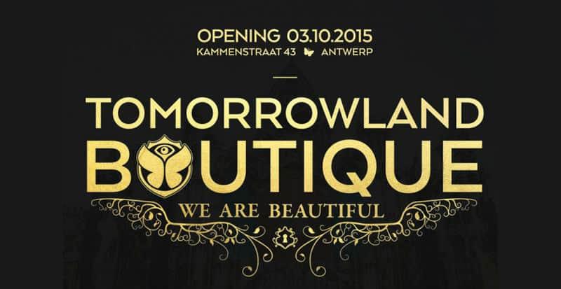Tomorrowland Boutique - Tilroy