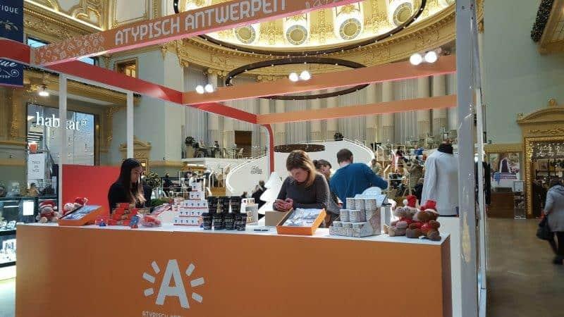 Atypisch Antwerp - Tilroy