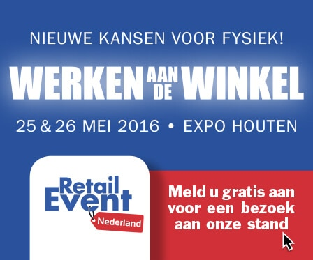 Retail event The NEtherlands banner