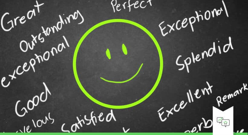 customer experience in retail vandaag, happy faces
