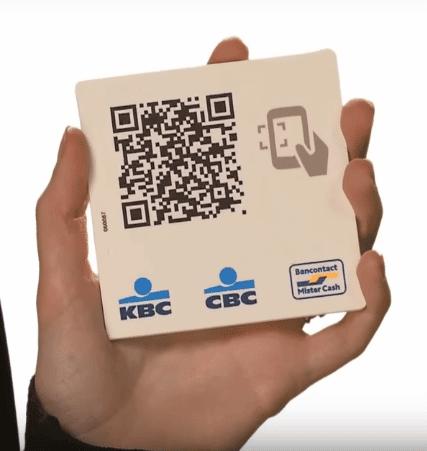 KBC mobilepay winkel - tilroy integratie