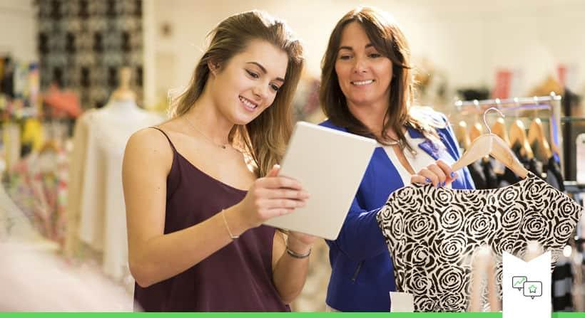 Winkels met Click Collect hebben meer dan een streepje voor - omnichannel retail