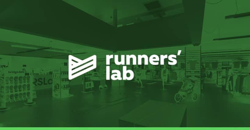 Runners' Lab breidt service uit met Tilroy en gaat online met mysterieuze stock