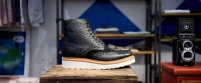 kassasysteem schoenenwinkel retail