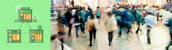 winkelketens die willen aansluiten bij de nieuwe consument