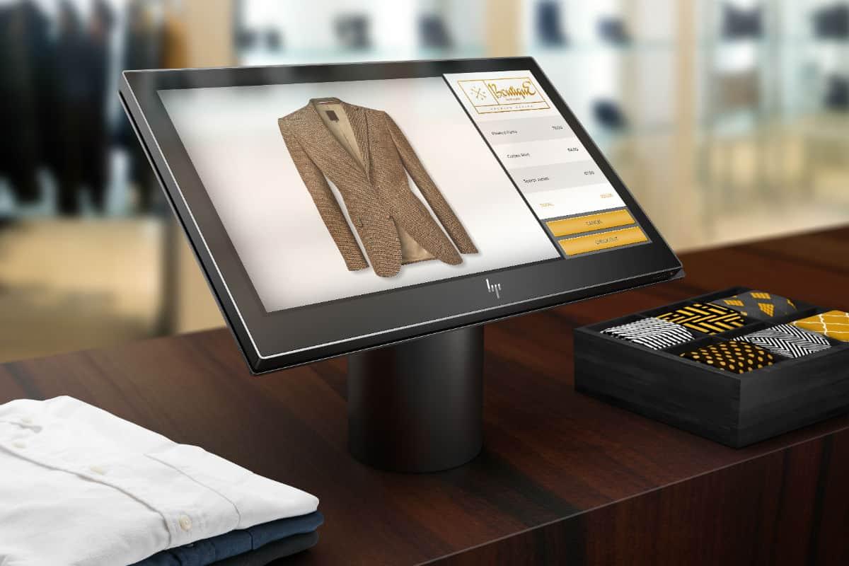 online kassasysteem en voorraadbeheer setup elite pos en hemden en dassen op winkeltoog