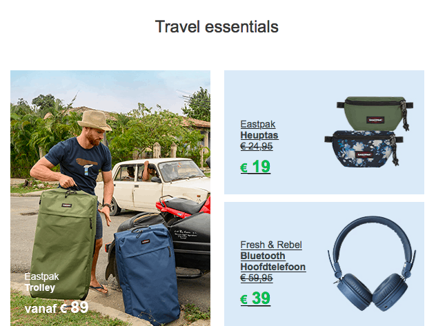 as adventure travel essentials newsletter zomer