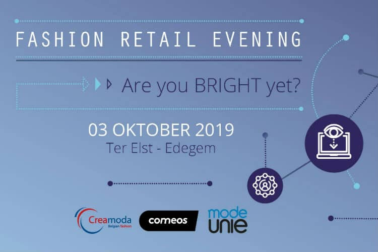 fashion retail evening affiche